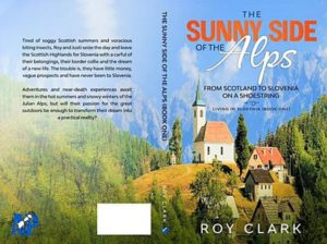 The Sunny Side of the Alps book jacket